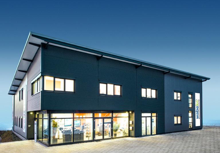 Wabeko Büro Lösungen in Ulm, Neu-Ulm Gebäude