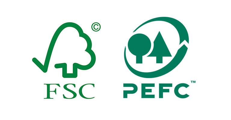 Wabeko Büro Lösungen in Ulm, Neu-Ulm Papier Zertifizierung FSC PEFC