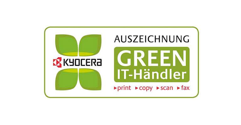 Wabeko Büro Lösungen in Ulm, Neu-Ulm Auszeichnung Green IT Händler