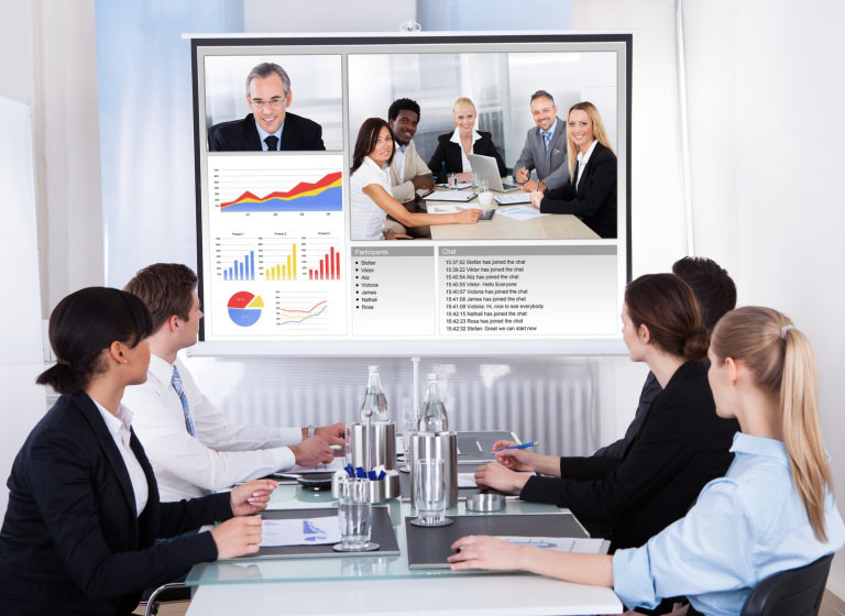 Wabeko Büro Lösungen in Ulm, Neu-UlmVideokonferenzsystem