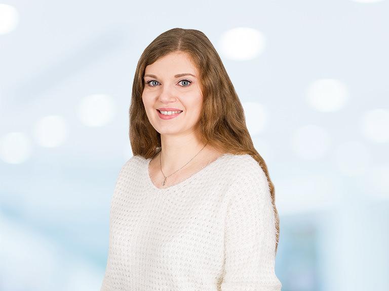 Wabeko Büro Lösungen in Ulm, Neu-Ulm Ansprechpartner Anastasia Kotschetkov