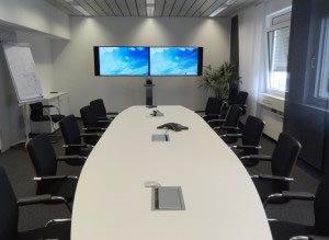 Wabeko Büro Lösungen in Ulm, Neu-Ulm Konferenztechnik Konferenzraum