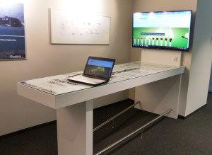 Wabeko Büro Lösungen in Ulm, Neu-Ulm Konferenztechnik Videowall