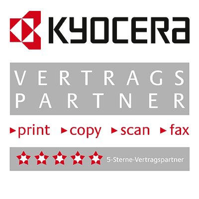 wabeko ist Kyocera Document Solutions 5-Sterne Partner