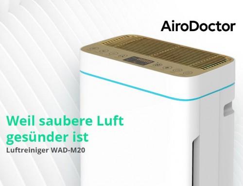 AiroDoctor – Weil saubere Luft gesünder ist!